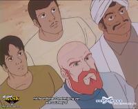 M.A.S.K. cartoon - Screenshot - Gate Of Darkness 041
