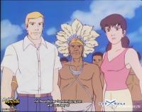 M.A.S.K. cartoon - Screenshot - The Manakara Giant 151