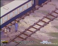 M.A.S.K. cartoon - Screenshot - Raiders Of The Orient Express 086
