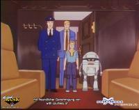 M.A.S.K. cartoon - Screenshot - Raiders Of The Orient Express 010
