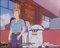 M.A.S.K. cartoon - Screenshot - Raiders Of The Orient Express 219