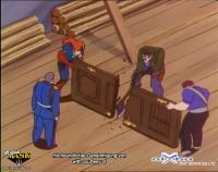 M.A.S.K. cartoon - Screenshot - Raiders Of The Orient Express 420