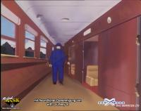 M.A.S.K. cartoon - Screenshot - Raiders Of The Orient Express 066