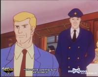 M.A.S.K. cartoon - Screenshot - Raiders Of The Orient Express 037