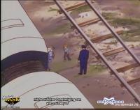 M.A.S.K. cartoon - Screenshot - Raiders Of The Orient Express 141