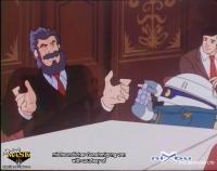 M.A.S.K. cartoon - Screenshot - Raiders Of The Orient Express 266
