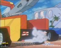 M.A.S.K. cartoon - Screenshot - Demolition Duel To The Death 012