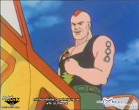 M.A.S.K. cartoon - Screenshot - Demolition Duel To The Death 062