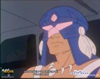M.A.S.K. cartoon - Screenshot - Where Eagles Dare 094