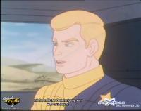 M.A.S.K. cartoon - Screenshot - Where Eagles Dare 031