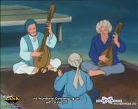 M.A.S.K. cartoon - Screenshot - Homeward Bound 090