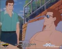 M.A.S.K. cartoon - Screenshot - For One Shining Moment 040