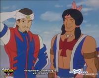 M.A.S.K. cartoon - Screenshot - For One Shining Moment 652
