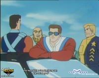 M.A.S.K. cartoon - Screenshot - High Noon 029