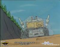 M.A.S.K. cartoon - Screenshot - High Noon 573