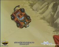 M.A.S.K. cartoon - Screenshot - High Noon 580