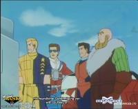 M.A.S.K. cartoon - Screenshot - High Noon 037