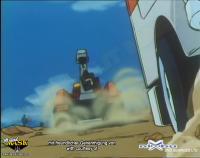 M.A.S.K. cartoon - Screenshot - The Battle For Baja 094