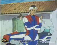 M.A.S.K. cartoon - Screenshot - The Battle For Baja 666