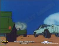 M.A.S.K. cartoon - Screenshot - The Battle For Baja 197