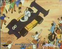 M.A.S.K. cartoon - Screenshot - The Battle For Baja 658