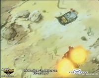 M.A.S.K. cartoon - Screenshot - The Battle For Baja 166