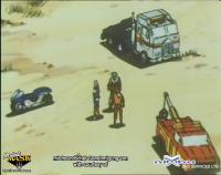 M.A.S.K. cartoon - Screenshot - The Battle For Baja 460