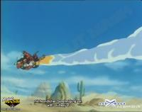 M.A.S.K. cartoon - Screenshot - The Battle For Baja 180