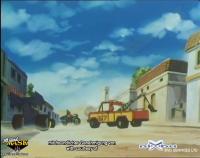 M.A.S.K. cartoon - Screenshot - The Battle For Baja 601