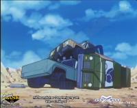 M.A.S.K. cartoon - Screenshot - The Battle For Baja 198