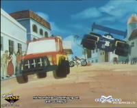 M.A.S.K. cartoon - Screenshot - The Battle For Baja 651