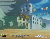 M.A.S.K. cartoon - Screenshot - The Battle For Baja 600