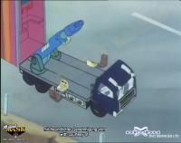 M.A.S.K. cartoon - Screenshot - Cliffhanger 021