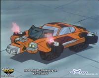 M.A.S.K. cartoon - Screenshot - Cliffhanger 501