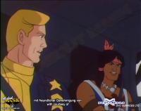 M.A.S.K. cartoon - Screenshot - Cliffhanger 059