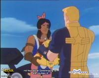 M.A.S.K. cartoon - Screenshot - Cliffhanger 123