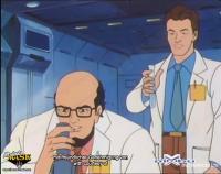 M.A.S.K. cartoon - Screenshot - Cliffhanger 551
