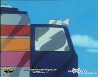 M.A.S.K. cartoon - Screenshot - Cliffhanger 007