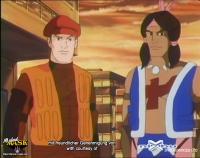 M.A.S.K. cartoon - Screenshot - Cliffhanger 667