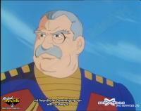 M.A.S.K. cartoon - Screenshot - Cliffhanger 091
