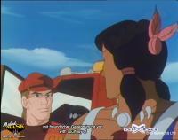 M.A.S.K. cartoon - Screenshot - Cliffhanger 159