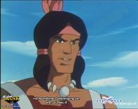 M.A.S.K. cartoon - Screenshot - Cliffhanger 247