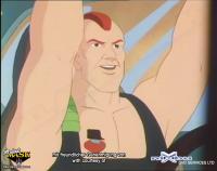 M.A.S.K. cartoon - Screenshot - Cliffhanger 203