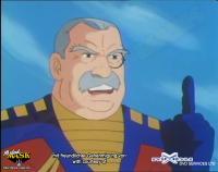 M.A.S.K. cartoon - Screenshot - Cliffhanger 090