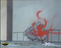 M.A.S.K. cartoon - Screenshot - Cliffhanger 219