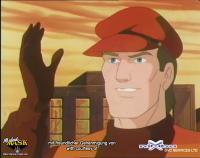 M.A.S.K. cartoon - Screenshot - Cliffhanger 662