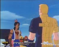 M.A.S.K. cartoon - Screenshot - Cliffhanger 121