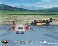 M.A.S.K. cartoon - Screenshot - Cliffhanger 512