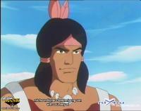M.A.S.K. cartoon - Screenshot - Cliffhanger 124