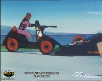 M.A.S.K. cartoon - Screenshot - Cliffhanger 420